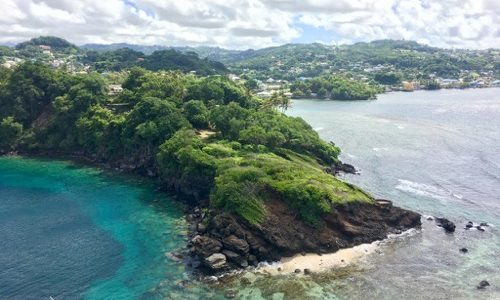 BlueFoot Travel St Vincent Sailing Itinerary Guide - Day Eight - Young Island