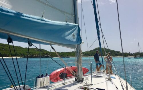 Yacht Charter Guest Course